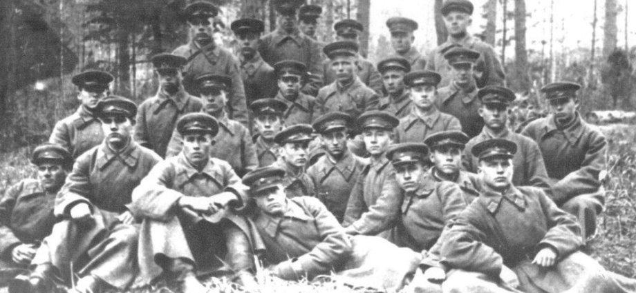 Имена подольских курсантов не забыты