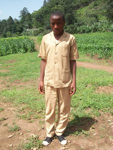 NSOM MALVIS: needs to be supported in school so that he can become a CONTRACTOR.