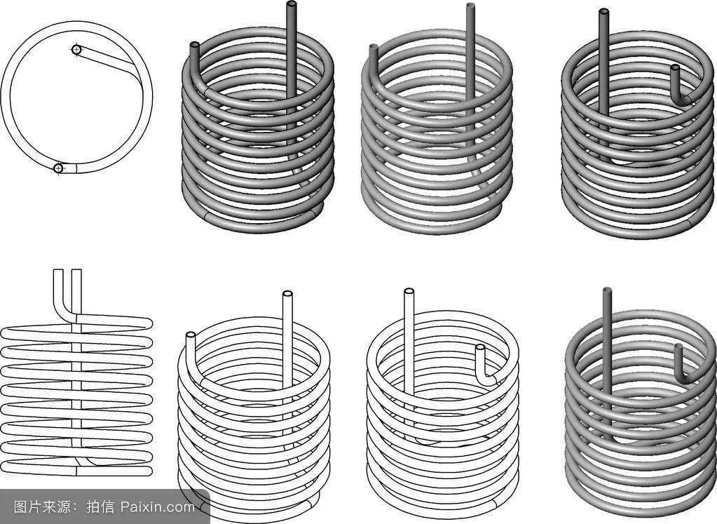 High Transparent FEP Heat Shrink Tubing 10kv/Mm High
