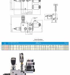 plvd series hydraulic platform lift valves double flow control valve  [ 1440 x 1919 Pixel ]
