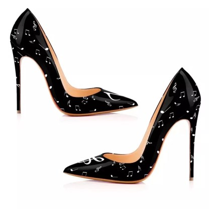 The Ferago Canta Pumps 1