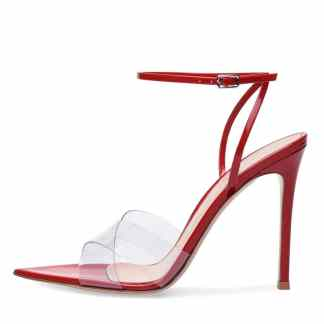 The Ferago Celisa Ankle Strap Sandals 8