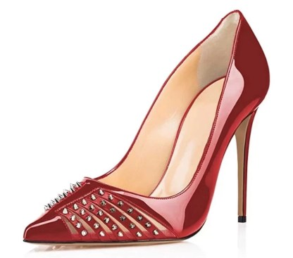 The Ferago Pandora Pumps 6