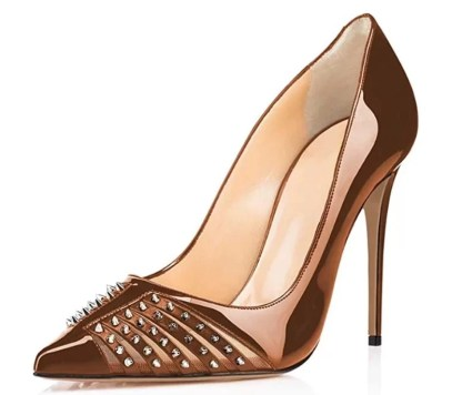 The Ferago Pandora Pumps 7