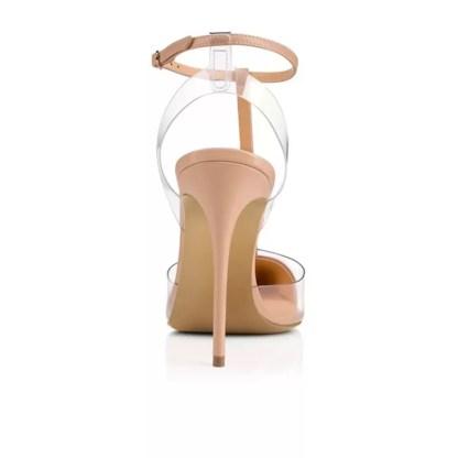 The Feargo PVC Patchwork Heel 2