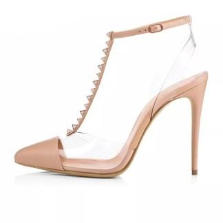 The Feargo PVC Patchwork Heel 4