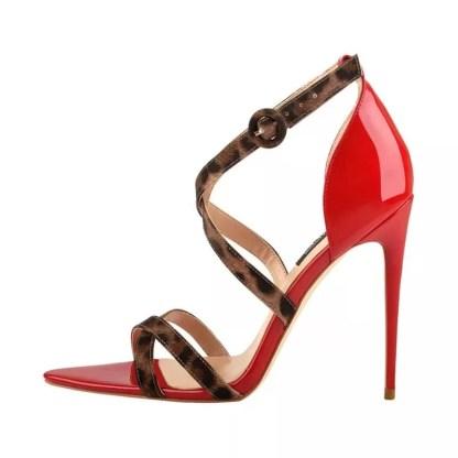 The Ferago CrissCross Sandals 1