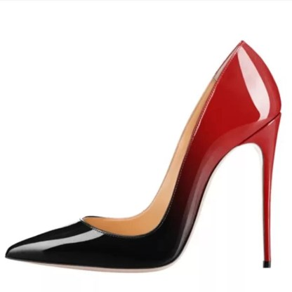 The Ferago Faded Pumps 12