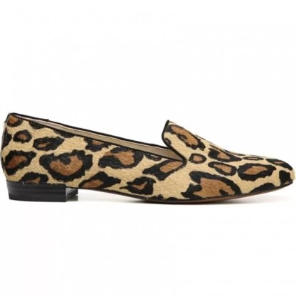 The Ferago Leopard Print Loafers 3