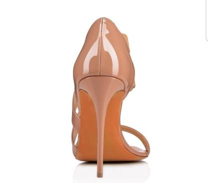 The Ferago Pump Sandals 1