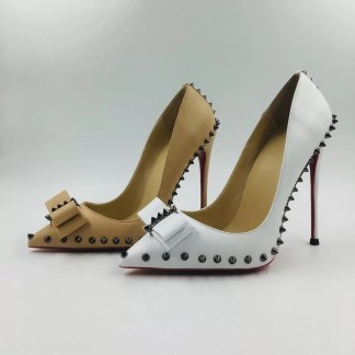 The Ferago Rivett Studded Stillettos 7