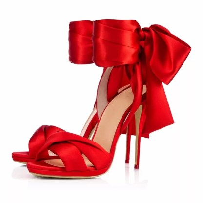 The Ferago Arden Crisscross Satin6