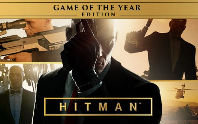 Image result for hitman game of the year edition