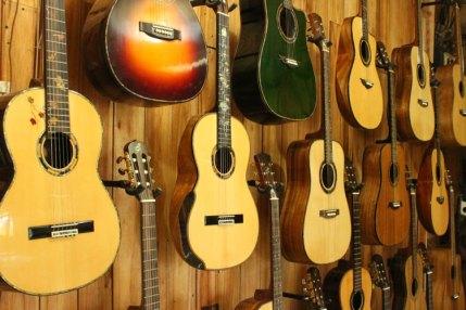 Ferangeli Guitar Showroom