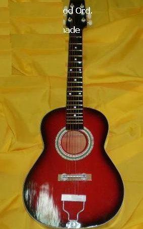 classical guitar ordinary plywood