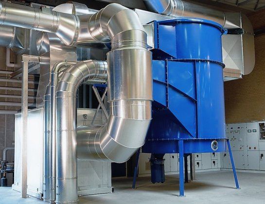 Industrial Dust Extractors And Extraction Systems Fercell