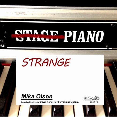 Strange Piano - Ready Mix