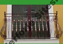 fransız balkon korkulugu