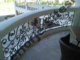 ferforje balkon korkulugu