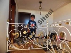 ferforje merdiven korkuluklari Alaşehir.