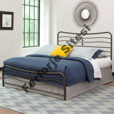 Ferforje yatak başliklari