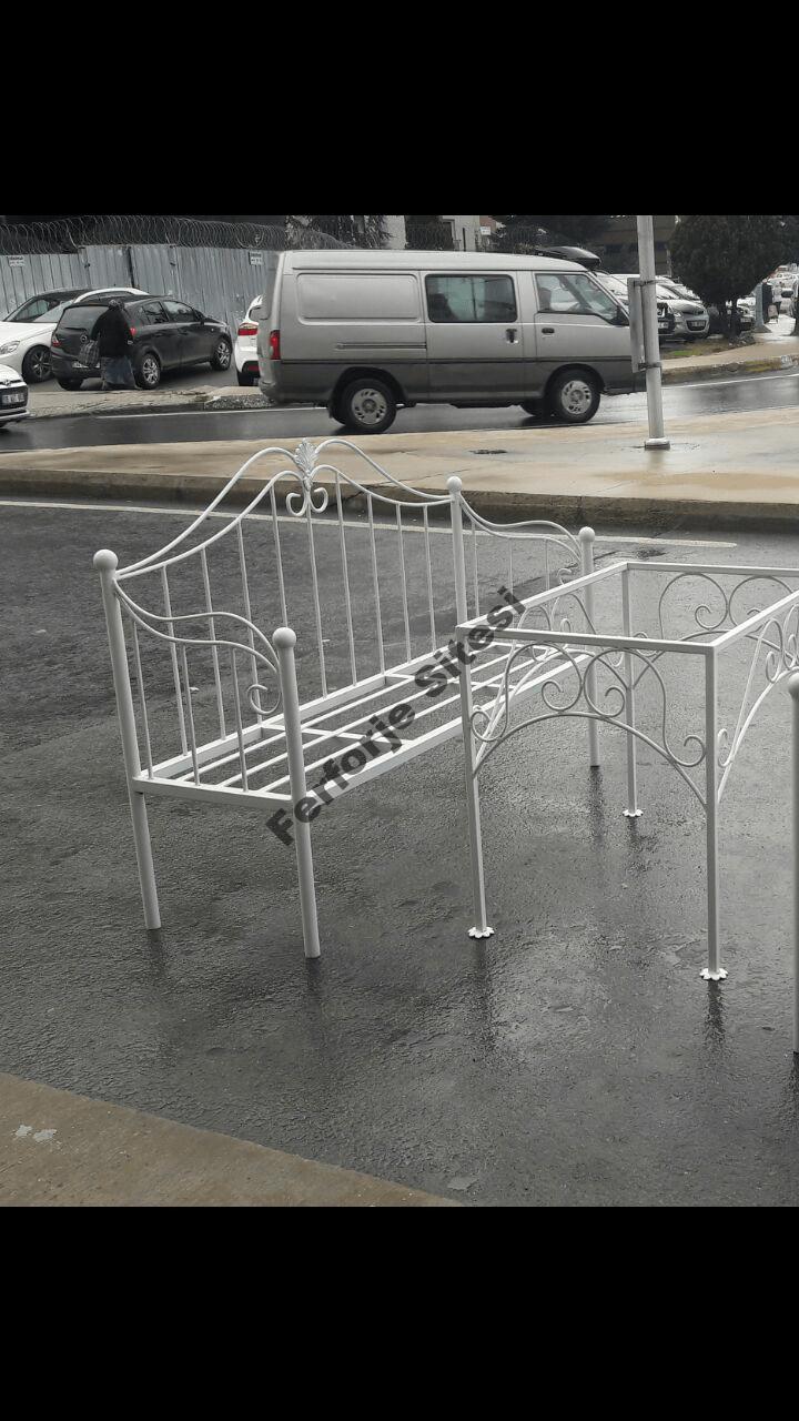 Ferforje kanepe fiyatları