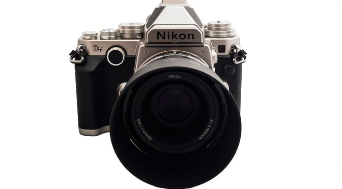 Prueba: Nikon DF