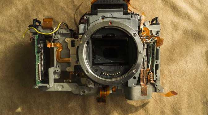 ¿El futuro de las cámaras digitales?