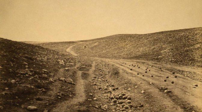 La fotografía en la guerra (I)