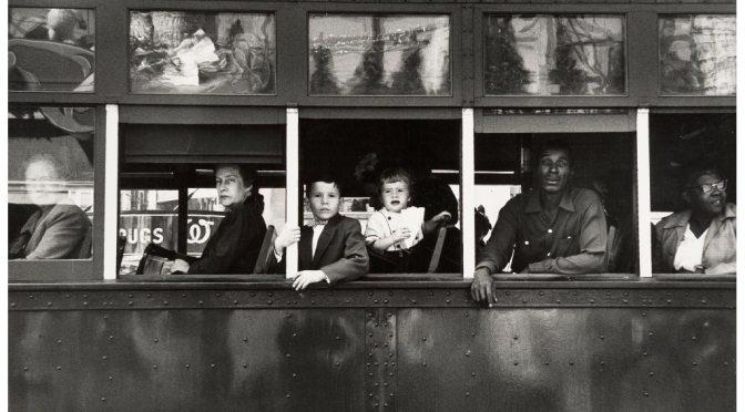 Portada de Los americanos de Robert Frank
