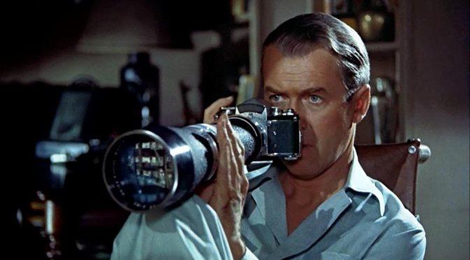 El voyeur y la fotografía