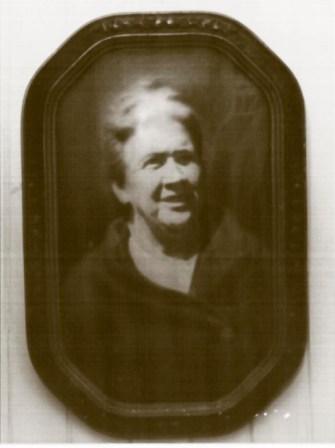 """Elizabeth """"Lizzie"""" Cook Fergerstrom Peters"""