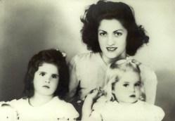 Eva Adrian, Wilma, Theresa