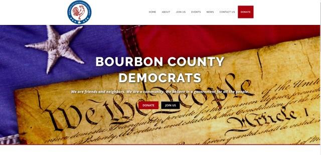 Bourbon County Democrats