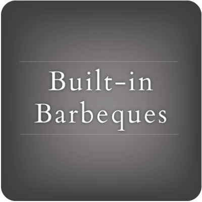 Built-In Barbeques