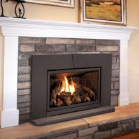 Enviro E30, Gas, Fireplace Insert - Fergus Fireplace