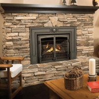 Valor G3 with FenderFire Double Doors, Gas, Fireplace ...