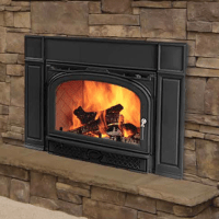 Pacific Energy Super, Woodburning, Fireplace Insert ...