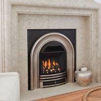 Valor Portrait Classic Arch, Gas, Fireplace Insert ...
