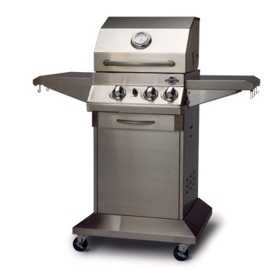 Jackson Grills LUX400, Gas, Freestanding Barbeque