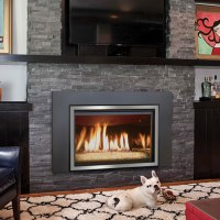 Kozy Heat Chaska 34, Gas, Fireplace Insert - Fergus Fireplace