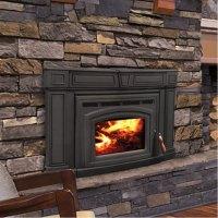 Enviro Cabello 1700, Woodburning, Fireplace Insert ...