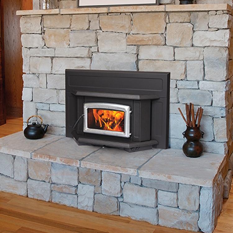 Pacific Energy Super Woodburning Fireplace Insert  Fergus Fireplace