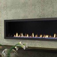 Heat & Glo Mezzo 48, Gas, Zero Clearance Fireplace ...