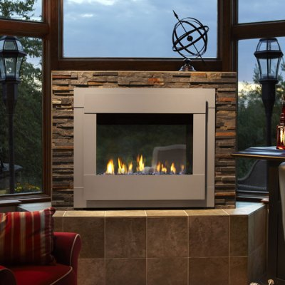 Heatilator Twilight Modern, Gas, Zero Clearance Fireplace