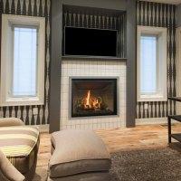 Kozy Heat Bayport 36MV, Gas, Zero Clearance Fireplace ...