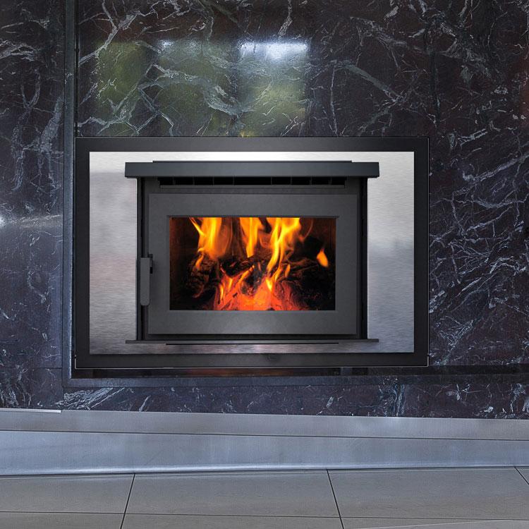 Pacific Energy FP25 Woodburning Zero Clearance Fireplace  Fergus Fireplace