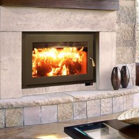 RSF Focus 320, Woodburning, Zero Clearance Fireplace ...