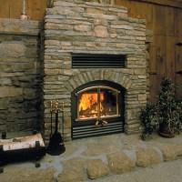 Zero Clearance Wood Fireplace