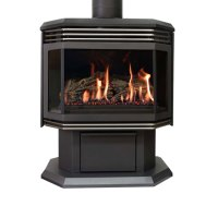 Archgard Optima 45, (FSDV28N) Gas, Freestanding Stove ...